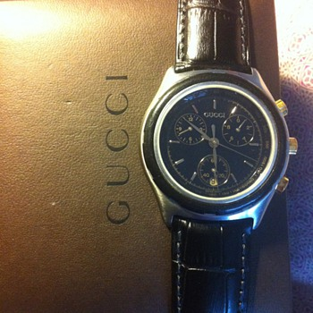 Gucci diver watch - Wristwatches