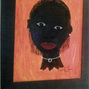 SELF TAUGHT ARTIST - Folk Art