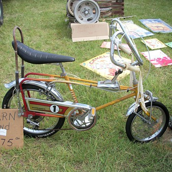 Custom Sears Bike