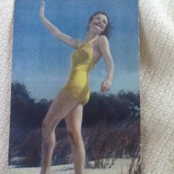 Vintage post card  - Postcards