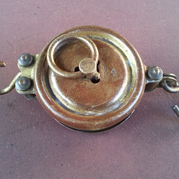 Vintage Spring Loaded Tensioner? - Tools and Hardware