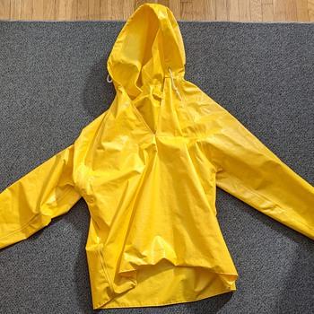 Vintage raincoat. - Mens Clothing