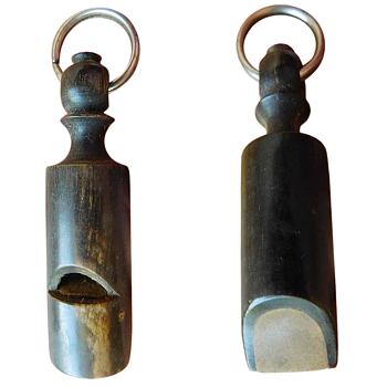 Pressed horn whistle - Tools and Hardware