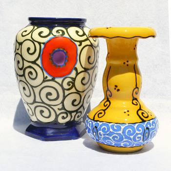 Ditmar Urbach - Czech interwar pottery - Pottery