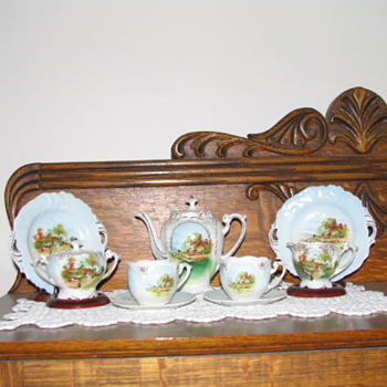 Some of my favorite peaces  of RS PRUSSIA - China and Dinnerware