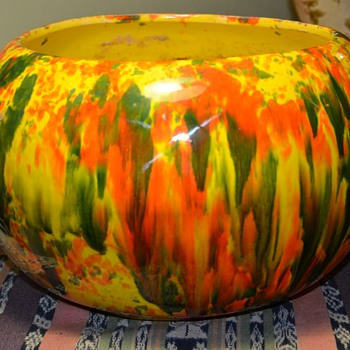Frank Moreno ? Large California Planter - Pottery