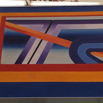 Painting 1970 era?