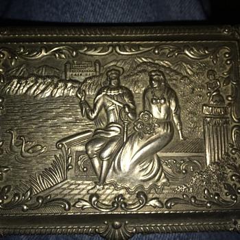 Metal music box mystery?