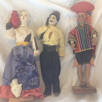 Display dolls - Dolls