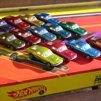Custom Mustang - Model Cars