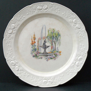 What is it? - China and Dinnerware