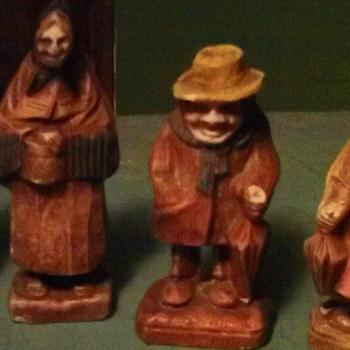 Odd-ball figures