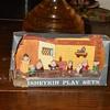 Marx Disneykin Snow White and the 7 Dwarves Play Set