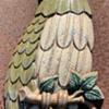 Large Molded Aluminum Owl - 1969.