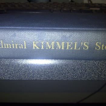 Admiral Kimmel's Story - Books