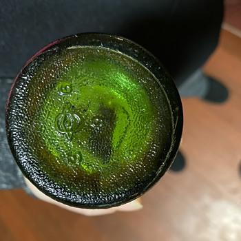 Oldest green duralglas? - Bottles