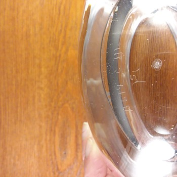 Scandinavian Vase Artist unknown  - Art Glass
