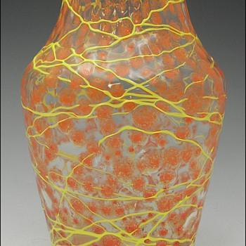 Four Art Glass Vases Revealed  - Art Glass