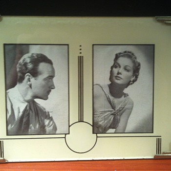 Art deco Frame - Art Deco