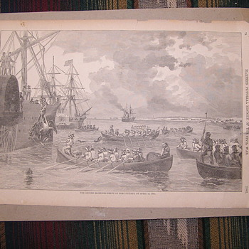 Harper's Weekly Print - Posters and Prints
