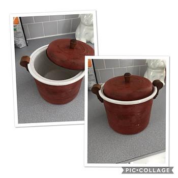 Dutch oven? Fermenting pot? Bean pot? - Kitchen
