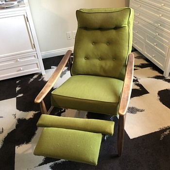Help Identifying Our Chair - Furniture
