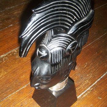 chiles tasco carved onyx myan ? Please help - Fine Art