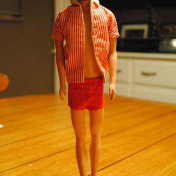 1960 Original Ken Doll - Dolls