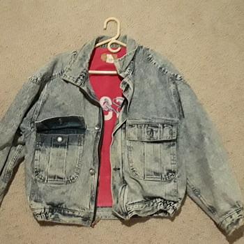 501 Levi 80s denim jacket - Mens Clothing