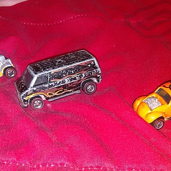 Latest Hot Wheels Finds - Model Cars