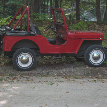 1950 Kaiser Jeep..... - Classic Cars