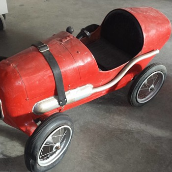 2 pedalcars - Model Cars