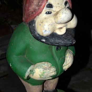 Vintage Sneezy Garden Ornament - Figurines