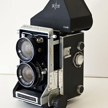 My Mamiya C33 Professional - Cameras