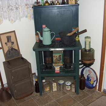KEROSENE STOVE - Kitchen