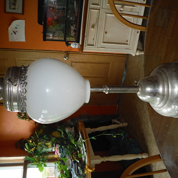 Unidentified table lamp - Lamps