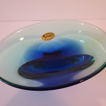 Another piece of Rikaro - Art Glass
