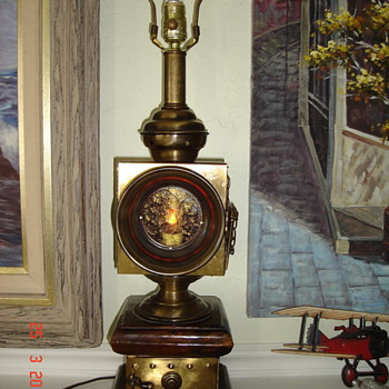 Anyone know what type of lamp this is? - Lamps
