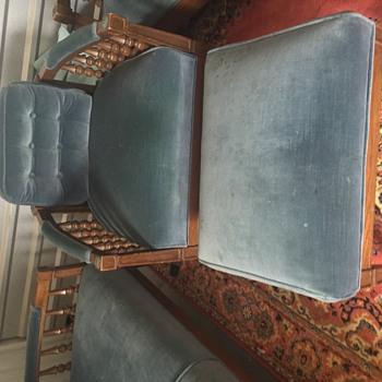 Velvet Furniture set