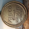 Philco medallion signs