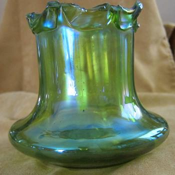 Unsigned - ??Czech?? - Art Glass