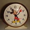 INGERSOLL MICKEY MOUSE WIND-UP ALARM CLOCK