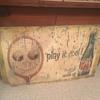 7up Cardboard Sign