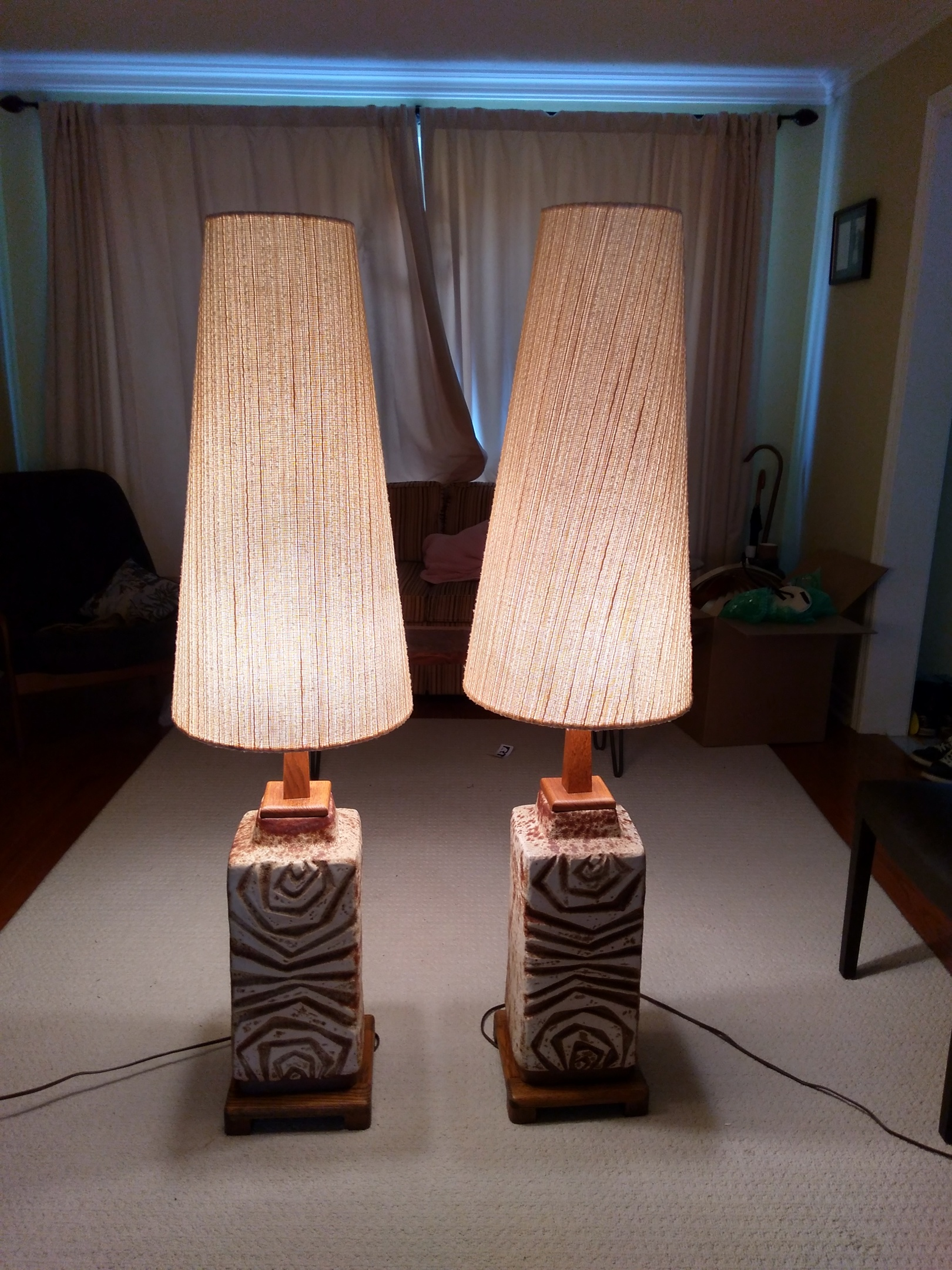Mid Century Modern Lamps Collectors Weekly
