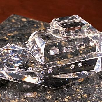 Cut Crystal Yacht - Glassware
