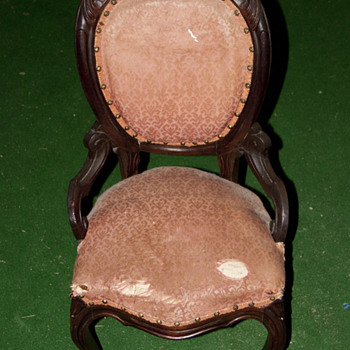 Our old chair - Furniture