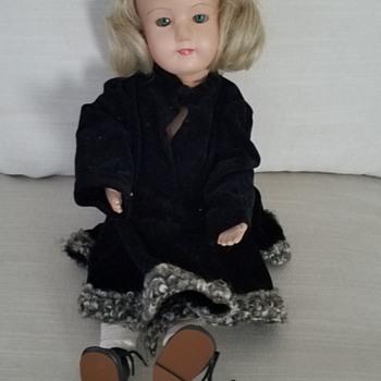 Schoenhut Doll - Dolls