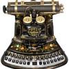 Crandall typewriter - 1886