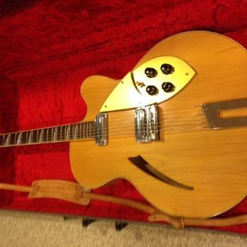 1959 Rickenbacker 360f - Guitars