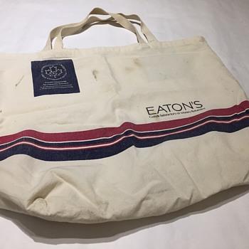 The T. EATON Co Limited, Winnipeg Shopping Bag